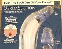 Dermasuction - Portugal - como usar - efeitos secundarios