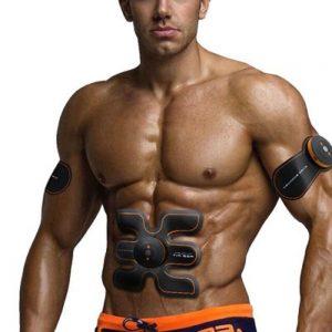 Ems Six Pack - eletroestimulador muscular - opiniões - comentarios - como aplicar