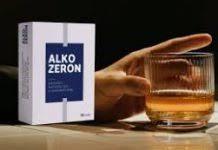 Alkozeron - criticas - Amazon - capsule