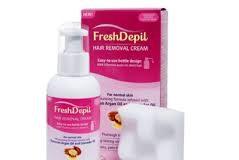 Freshdepil - cera depilatória - como aplicar - farmacia - onde comprar