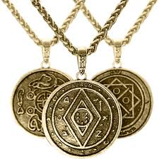 Money amulet - ficando rico - Amazon - capsule - forum