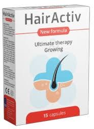 HairActiv - para o crescimento do cabelo - pomada - Amazon - como aplicar