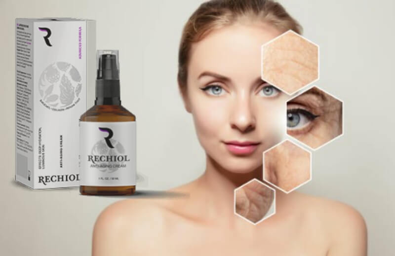 Rechiol Anti-Aging-Creme - para rejuvenescimento - farmacia - como aplicar - pomada