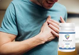 Friocard - apóia o coração - preço - como usar - efeitos secundarios