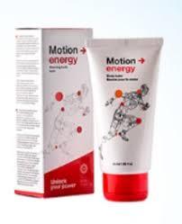 Motion Energy - nas articulações - Amazon - pomada - como aplicar