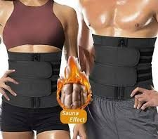 Slimming Sports Sauna Girdle-Belt - como aplicar - como tomar - funciona - como usar